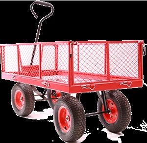 Folding Festival Trolley / Carriage