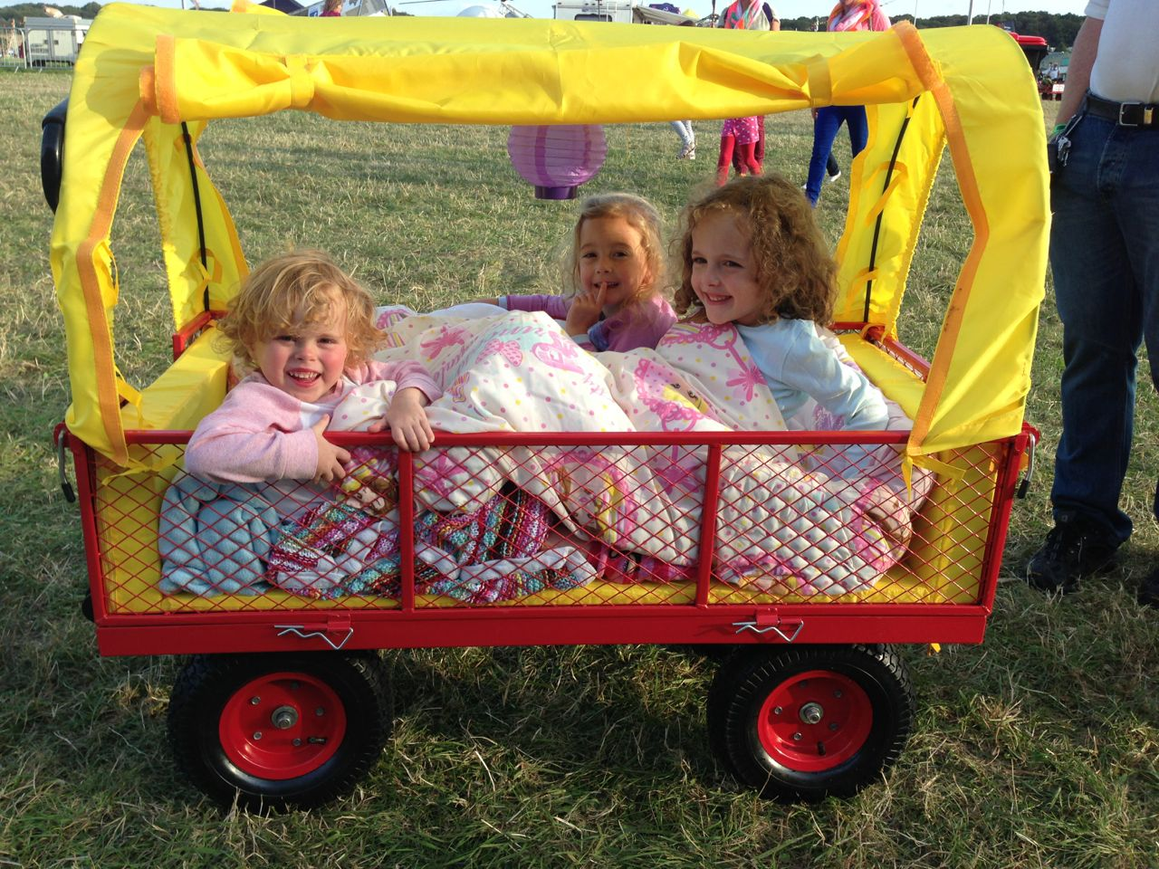 Carriage at Carfest