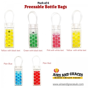 Freezable Bottle- Bag pack-6