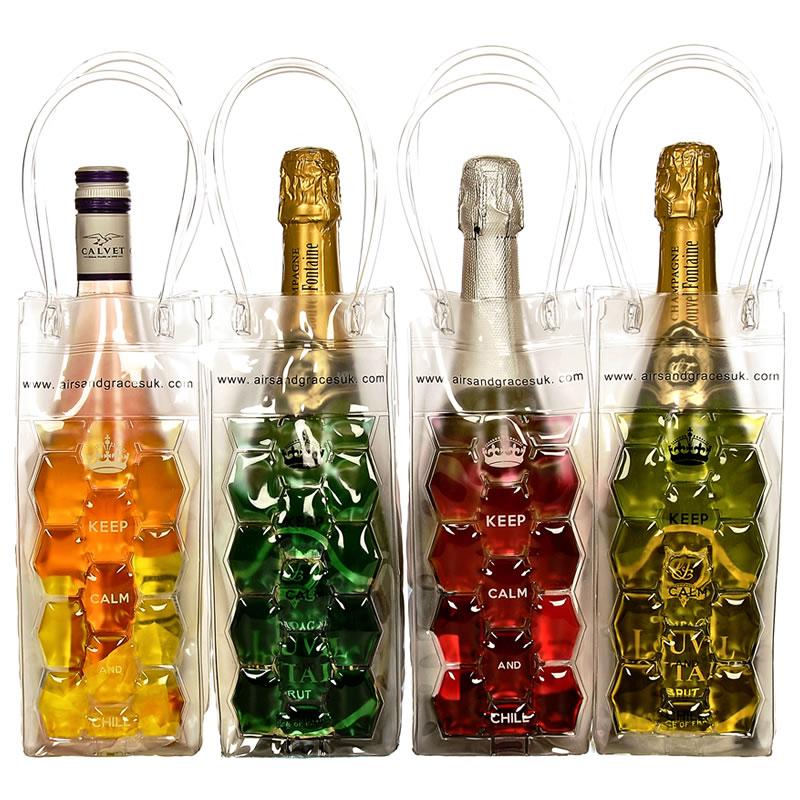 Freezable Wine Coolers