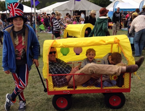 The Wychwood Festival 2015