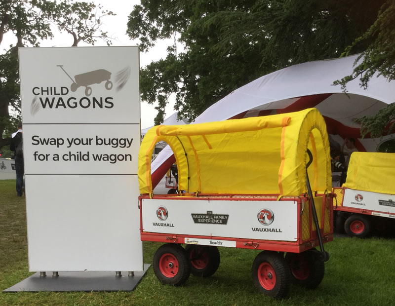 Goodwood Festival Wagons