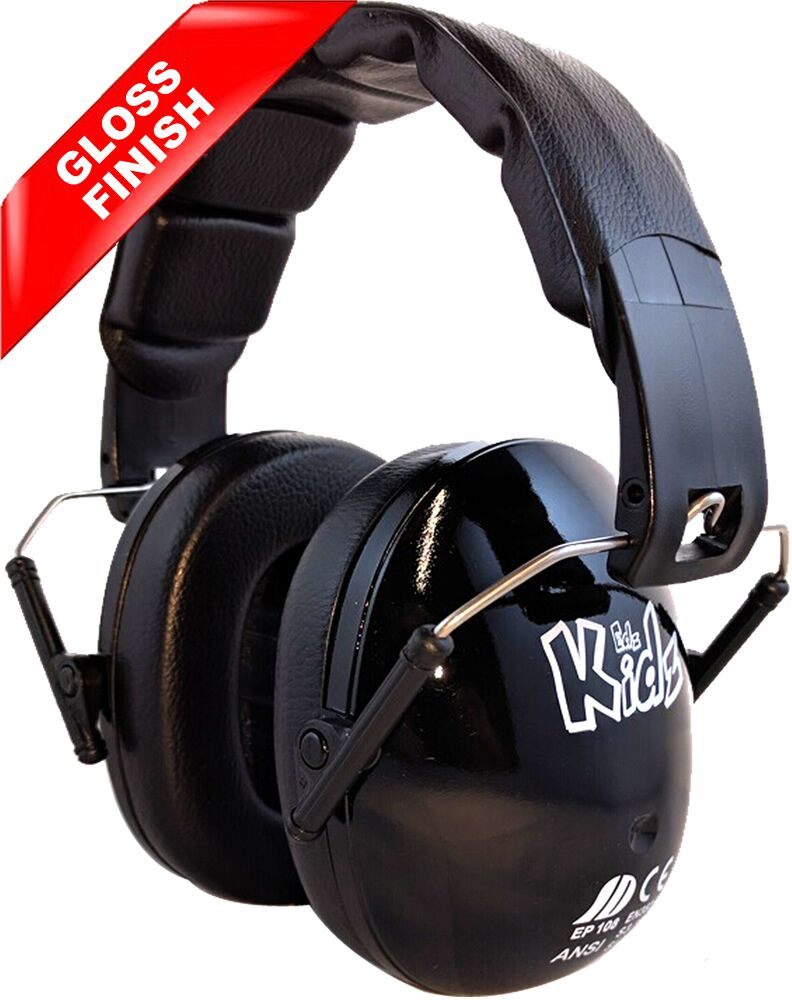 black kids ear defenders