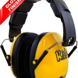 yellow kids ear defenders