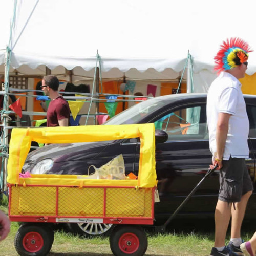Festival Trolley Hire