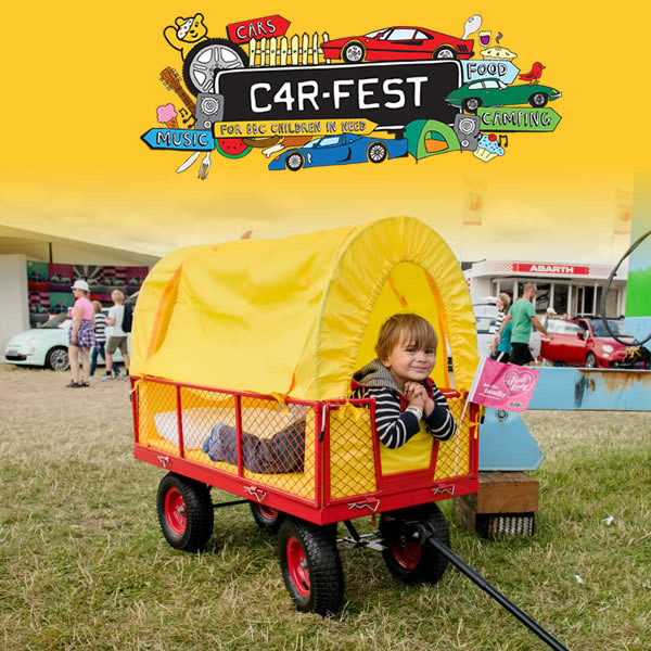 carfest trolley hire