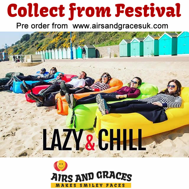 lazy and chill loungers collect