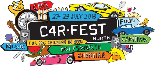 Carfest north Trolley Hire