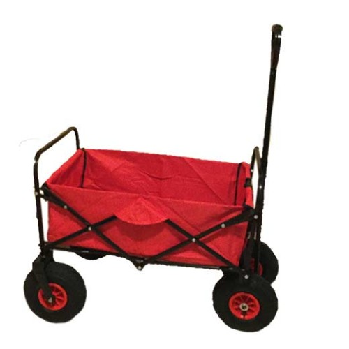 Folding Cart with sturdy Wheels